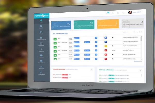 Softwares para controle financeiro